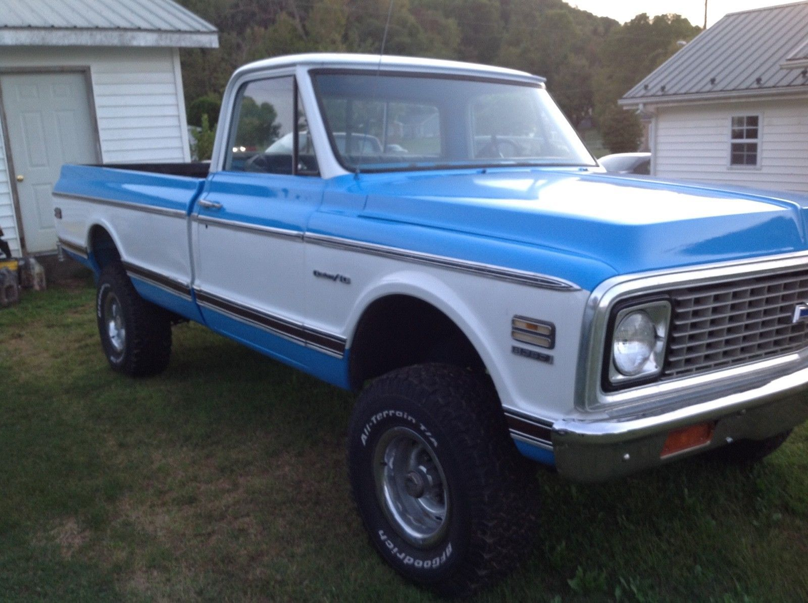 All Chevy 1969 chevy c10 for sale : Awesome Great 1969 Chevrolet Other Pickups C10 1969 CHEVY C10 4x4 ...