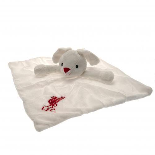 Liverpool F.C RABBIT Baby Comforter