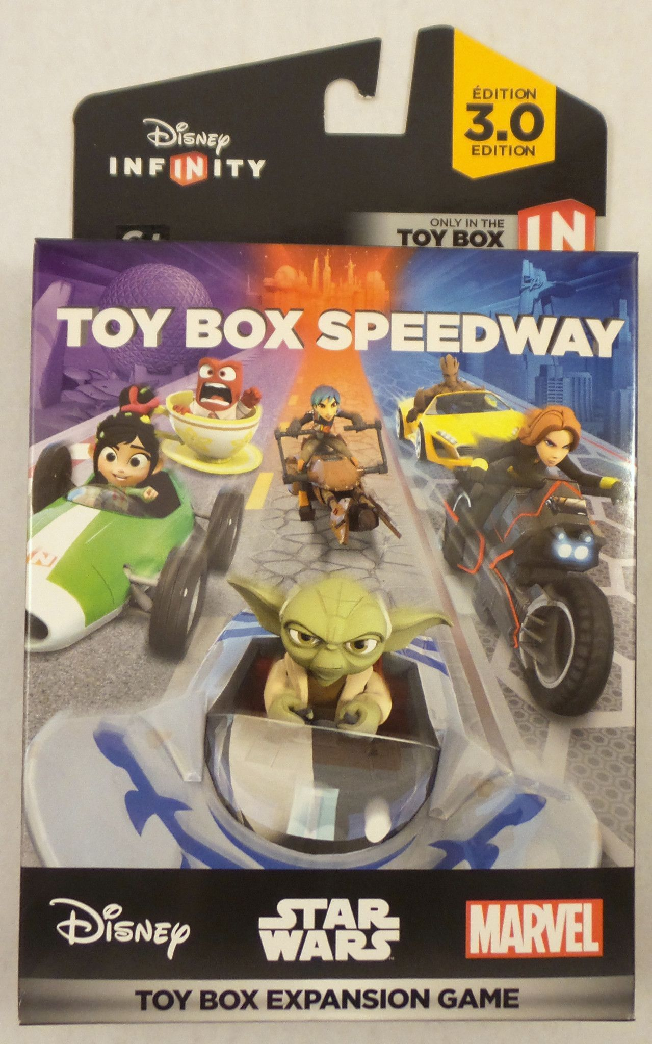Disney Infinity 3.0 Edition Toy Box Speedway Expansion
