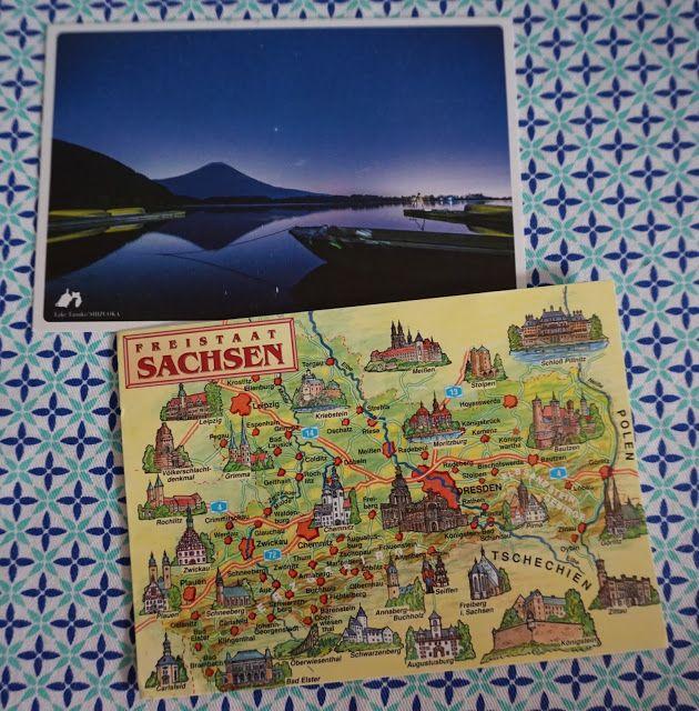 Potins 206 Carte Postale Postale Allemagne