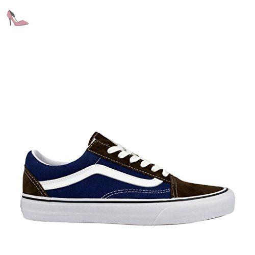Vans , Baskets pour homme marron, 42.5 EU Chaussures