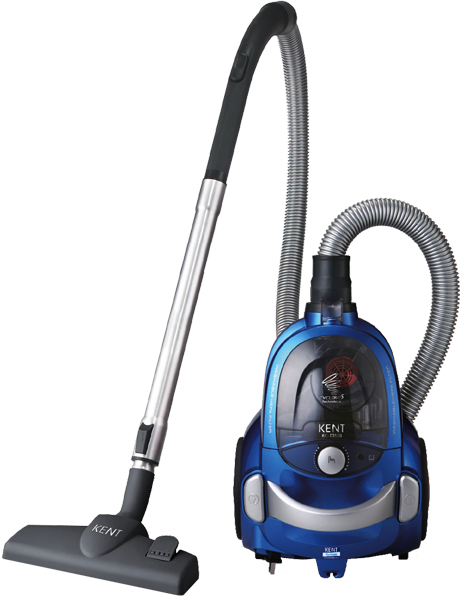 Kent Cyclonic Vacuum Cleaner   Portable With Dust Container