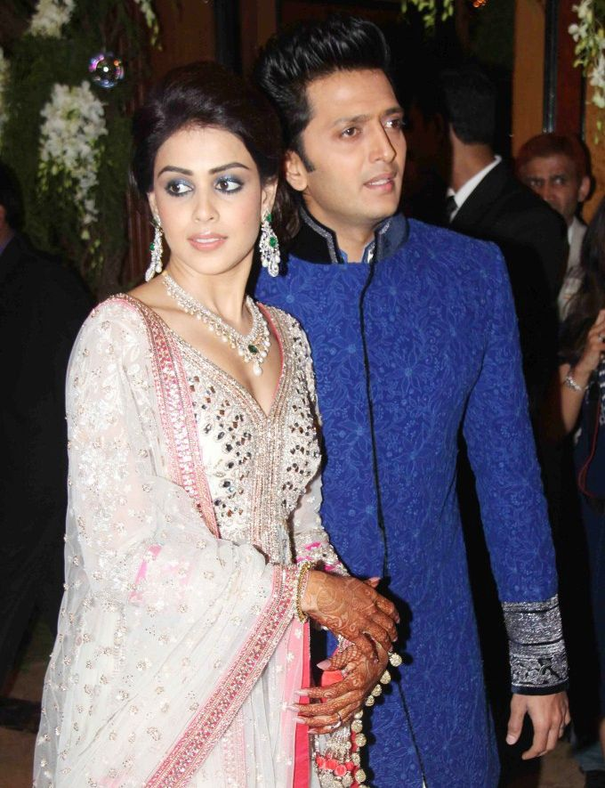 Riteish Deshmukh Genelia DSouza Welcome Baby Boy