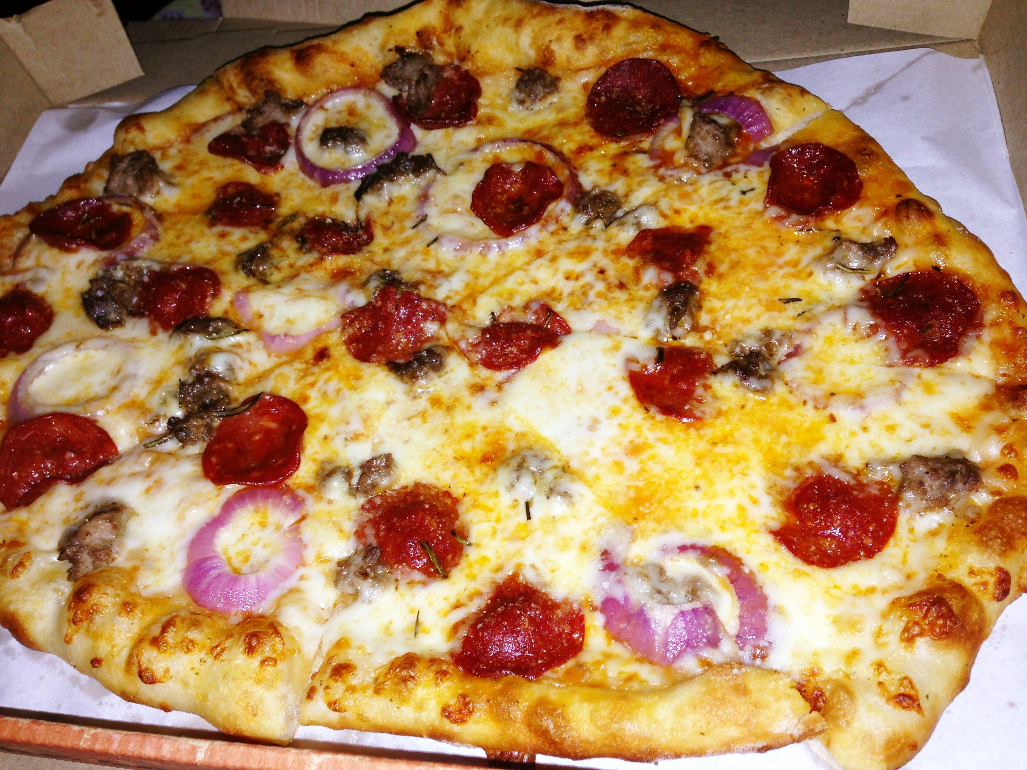 Shakey's pizza 1954