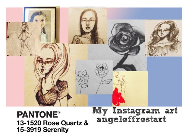 """@angeloffrostart"" by tinayan2776 on Polyvore featuring art"