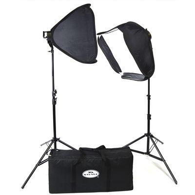 Led Portrait Kit Backdrop Express With Images Led Studio