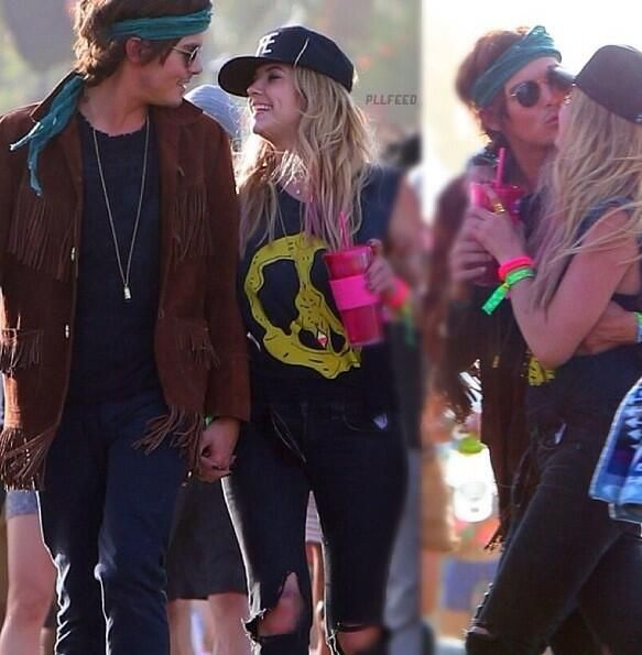 Tyler Blackburn Took On-Screen Dating History With Ashley Benson To The Next Level; Co-Star Turned Into Girlfriend?