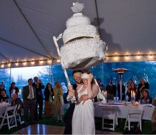 Fun Wedding Reception Activities | Wedding pinata, Wedding and ...