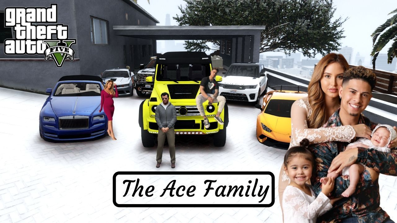 Stealing The Ace family luxury cars in 2020 Ace family