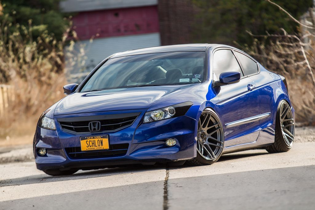modified honda accord coupe