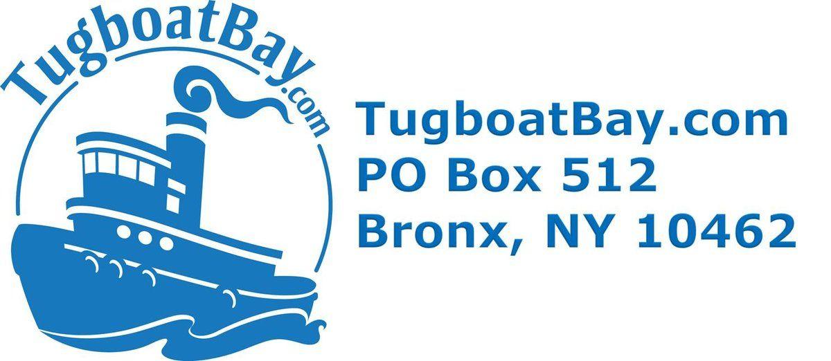 "New toy tug boat /""Cap/'n Tuggie/"" Tugboat Bath Toy"