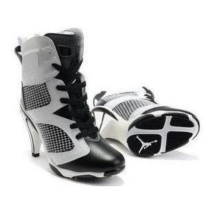 Air Jordan 6 High Heels winkel