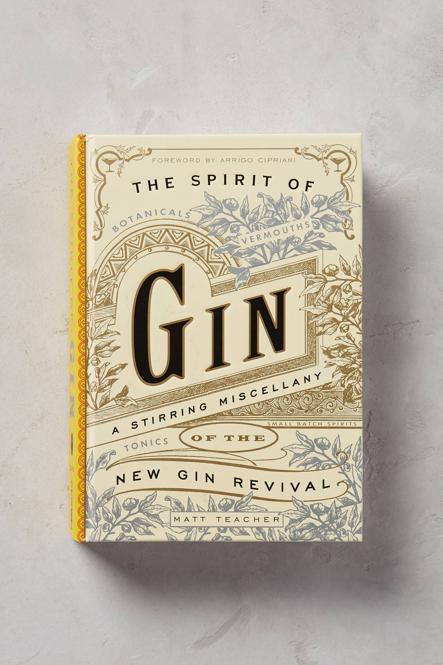 The Spirit Of Gin | Pinned by topista.com