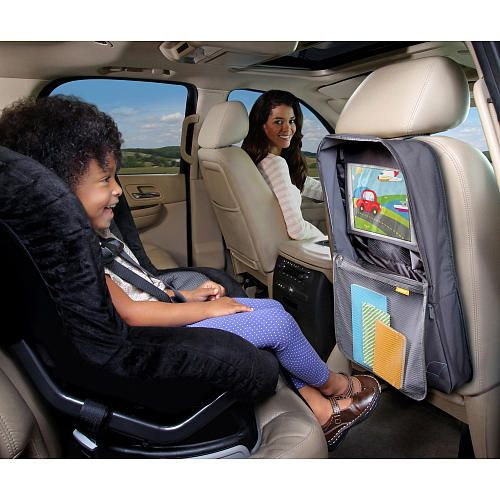 Brica i-Hide Seat Organizer | Trips, Cars and Babies r us