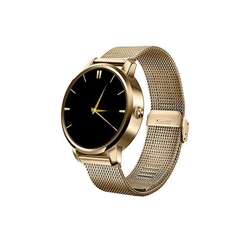 Rasse IP55 Waterproof Bluetooth SmartWatch Men Women Fashion