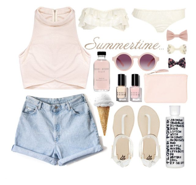 """""""Bye bye summer"""" by ccbri ❤ liked on Polyvore"""