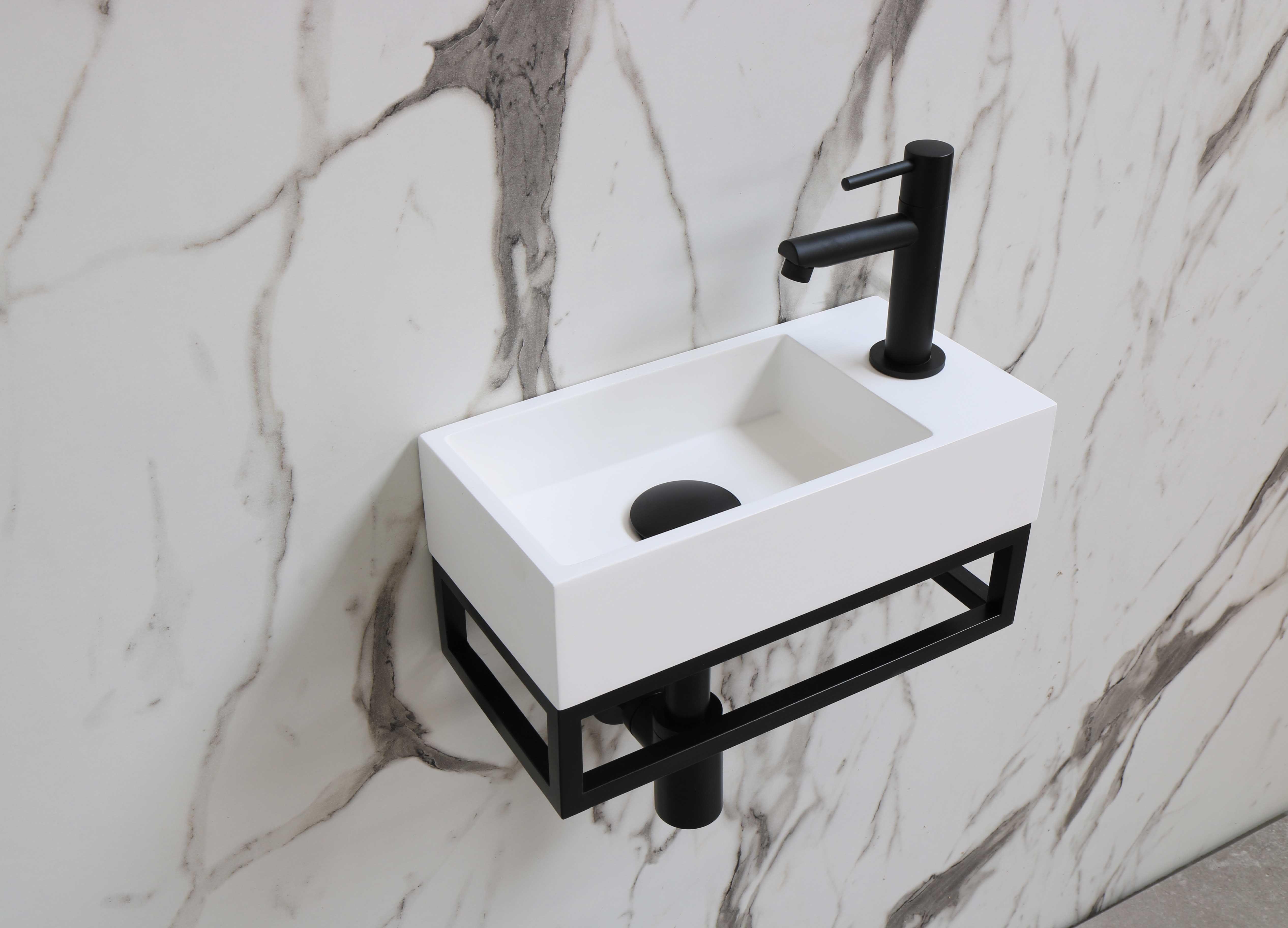 Kleine Wasbak Toilet : Badkamer fontein toilet home kleine badkamers