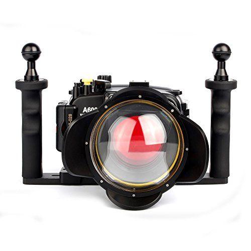 eachs 40m waterproof underwater camera housing case bag for sony ...