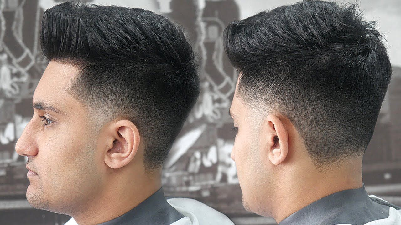 18+ How to give yourself a taper haircut ideas