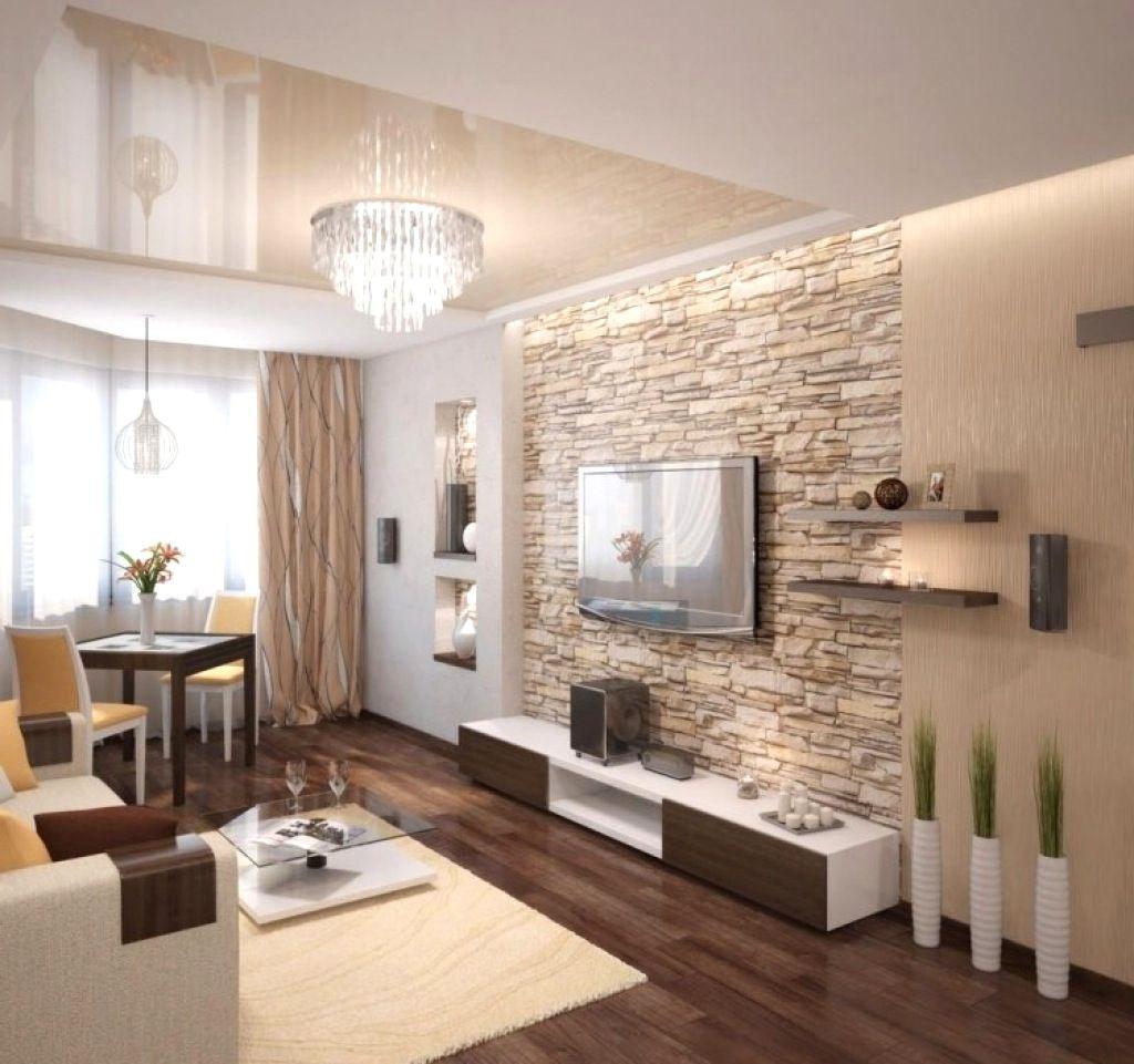 Wand Im Wohnzimmer Gestalten