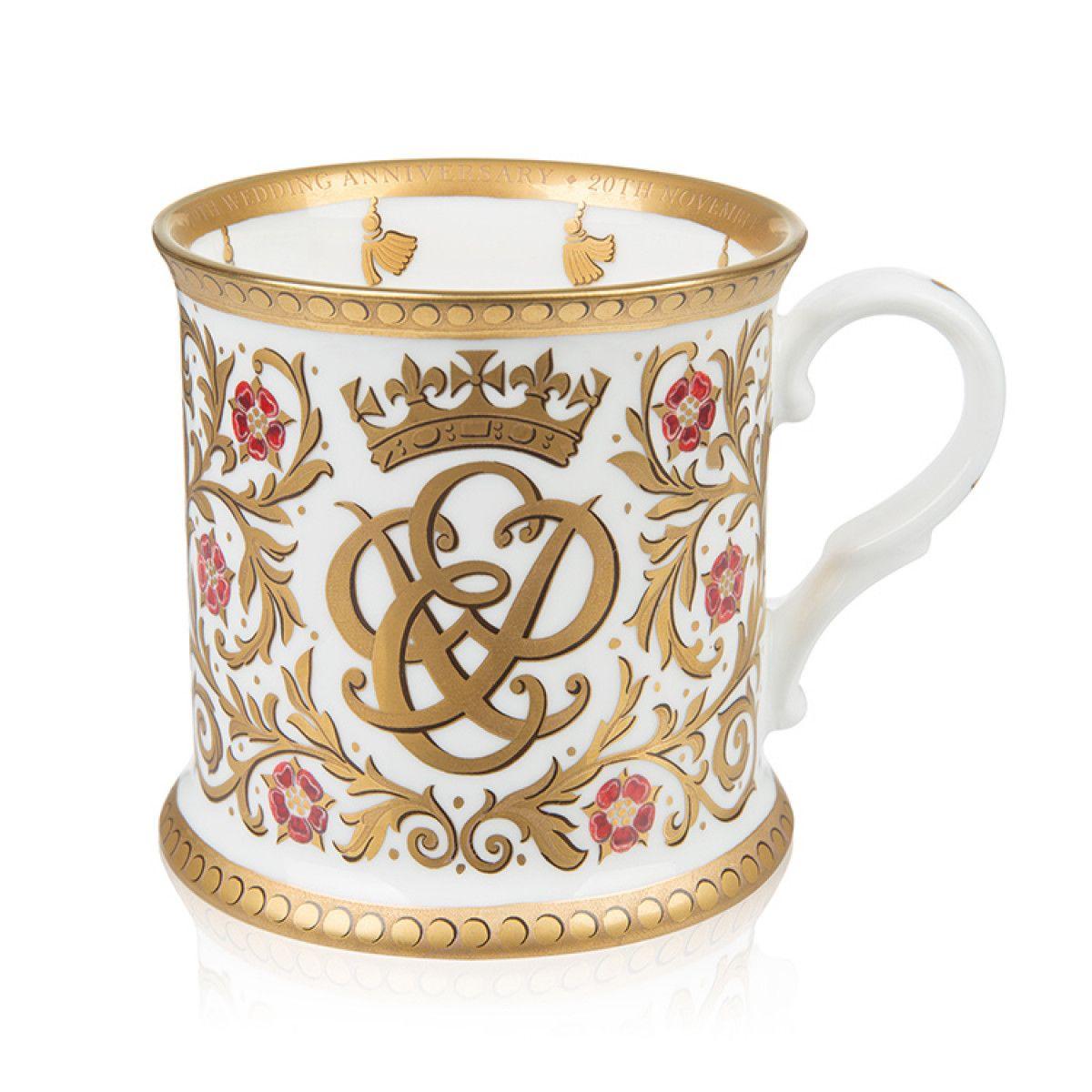 Buckingham Palace 70th Wedding Anniversary Commemorative