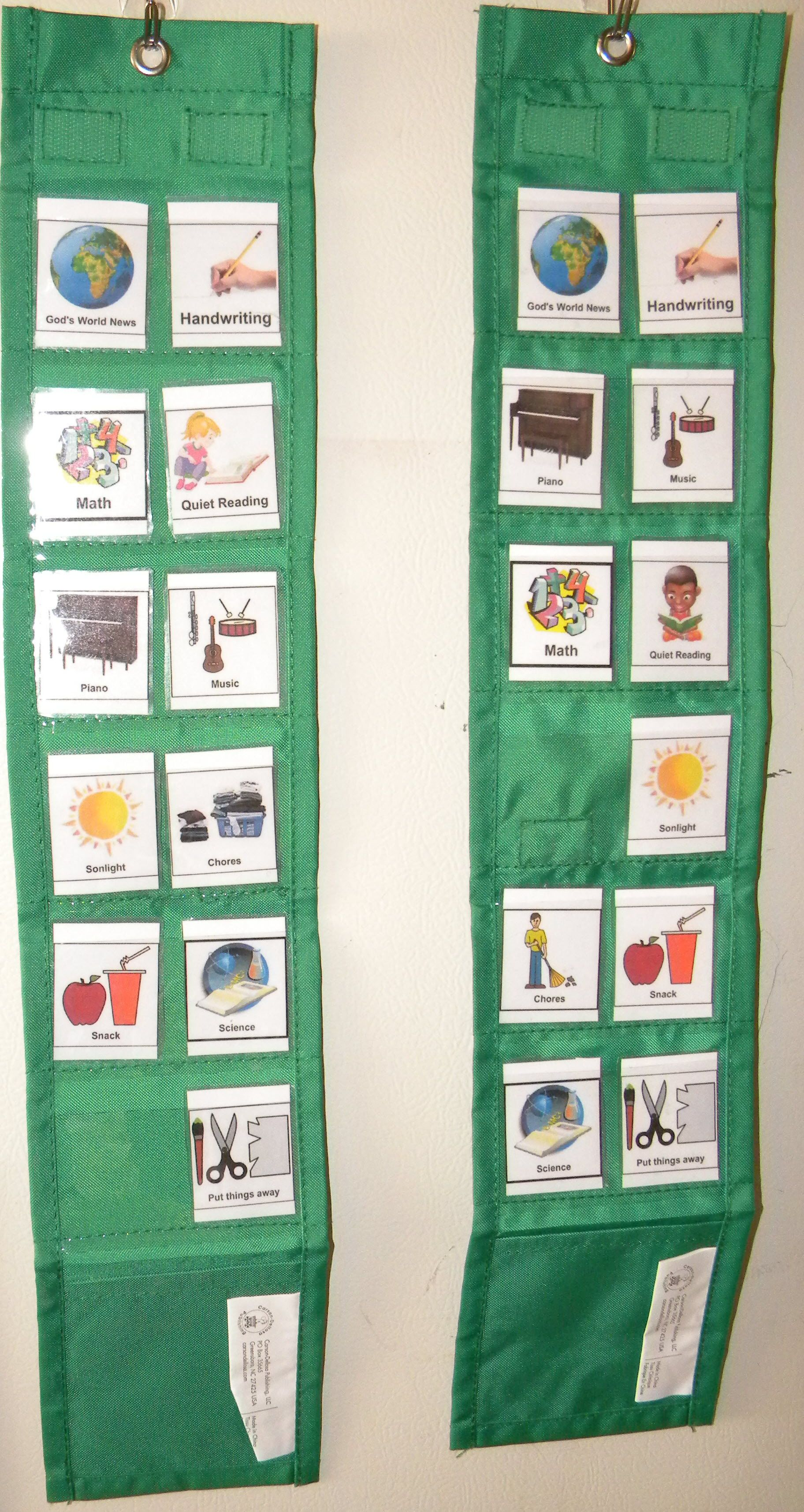 Our Homeschool Routine (autism) | Homeschool, Visual schedules and ...