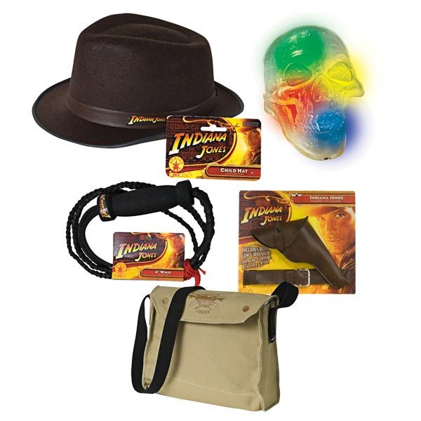 34cbd681b Kids Indiana Jones Costume Accessory Kit | Costume ideas | Indiana ...
