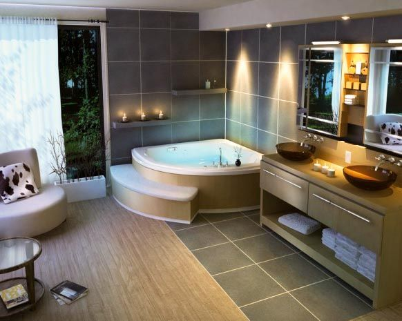 Photo Gallery In Website Bathroom Ideas Grey Bathroom Floor Tile Designs Corner Bathtub Bathroom Designs Choices of Bathroom DesignsWall Mounted Bathroom Shelves Designs