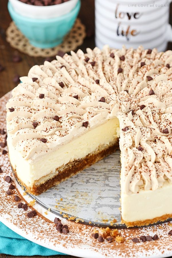 Easy Tiramisu Cheesecake Recipe | The Best Italian Dessert Recipe #cheesecakerecipes