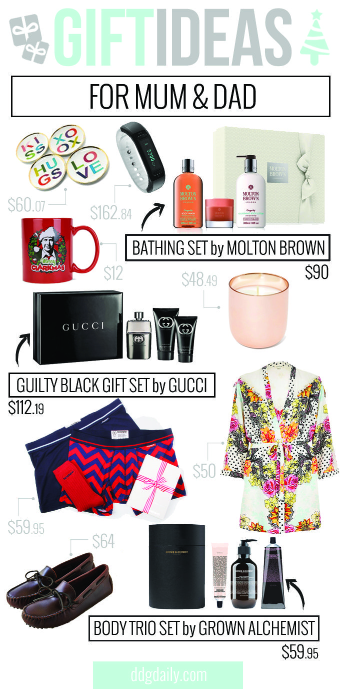 Christmas Gift Guide 10 Of The Best Presents For Mum Dad
