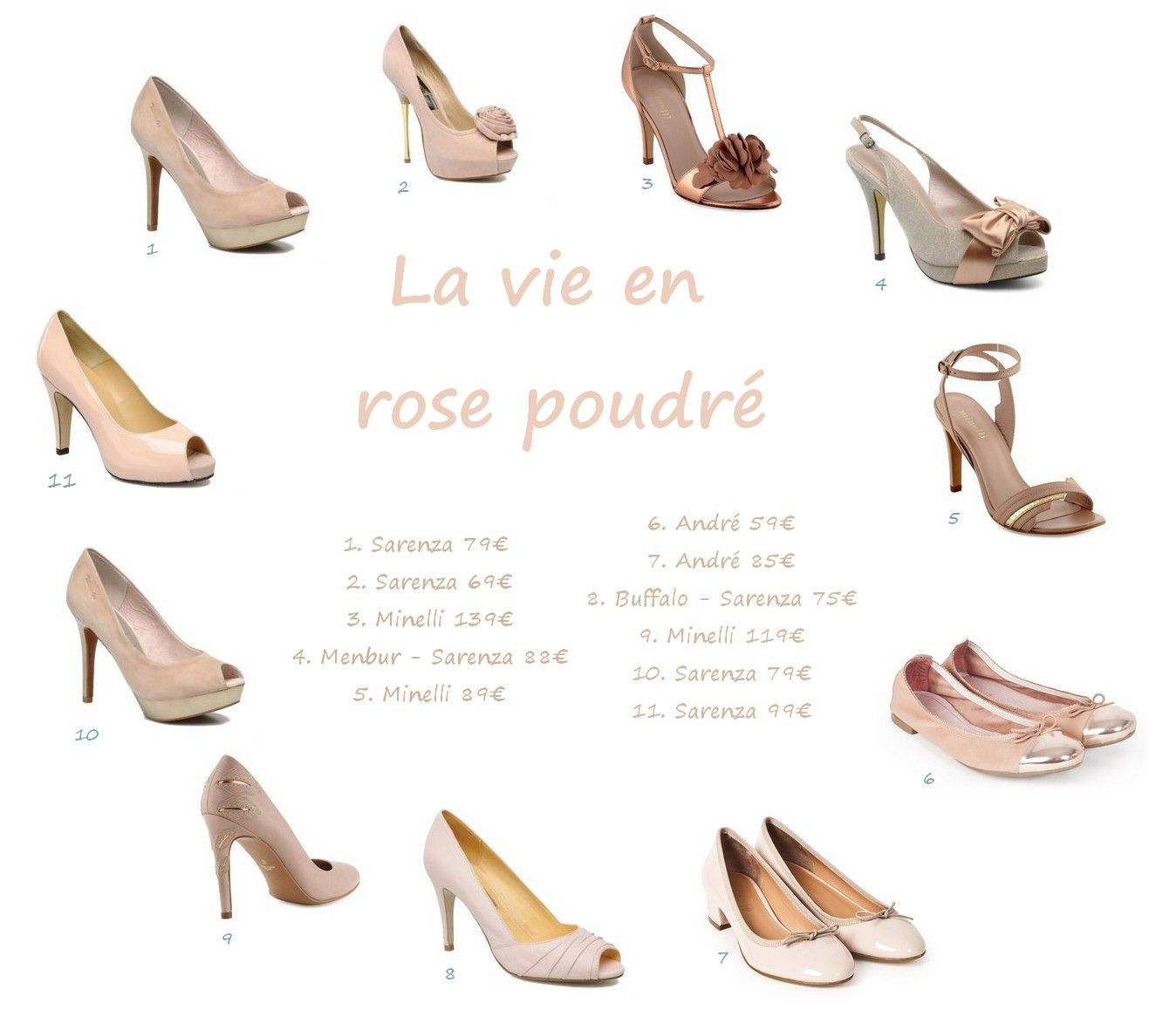 chaussures rose poudr wedding shoes chaussures de. Black Bedroom Furniture Sets. Home Design Ideas