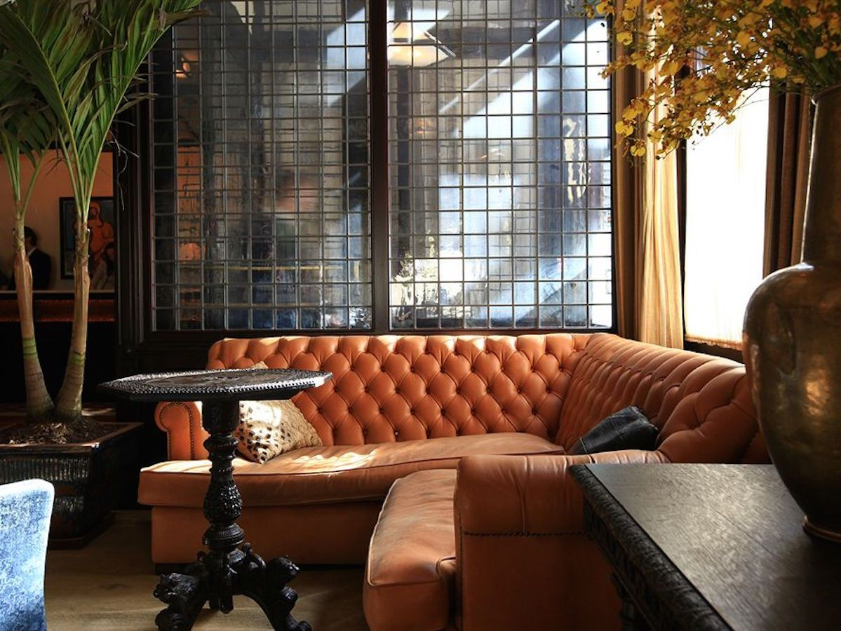 The Greenwich Hotel In Tribeca New York On Vickiarcher