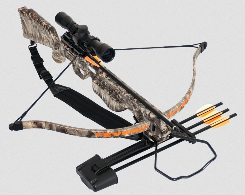 EMPIRE FEVER PRO Recurve Crossbow Package (With images
