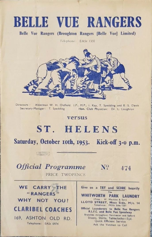 Pin de Ian Cole en Vintage Rugby League Rugby, Club