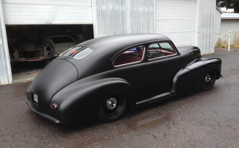 47 Chevy Fleetline Custom Classic Cars Vintage Cars Classic Cars