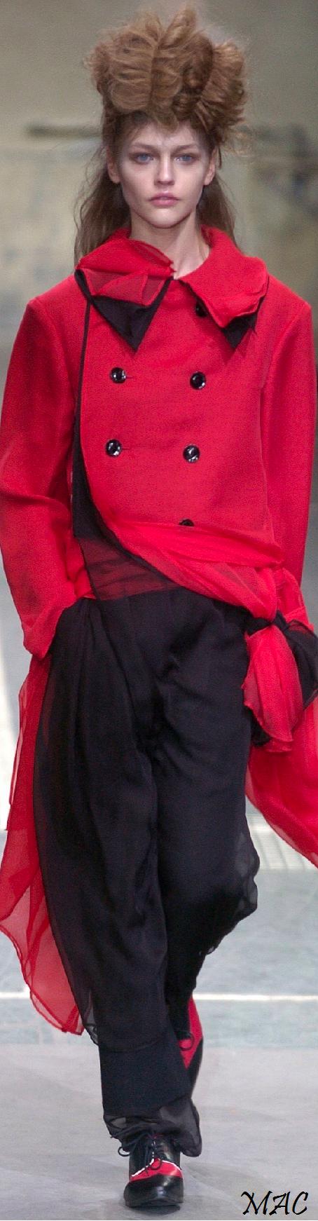 Yohji Yamamoto F/W 05.06