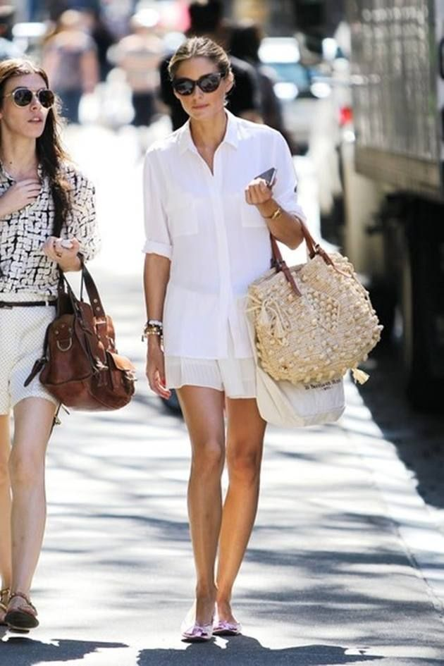 Vestidos Blancos Para El Verano - White Dresses For Summer  by A Trendy Life