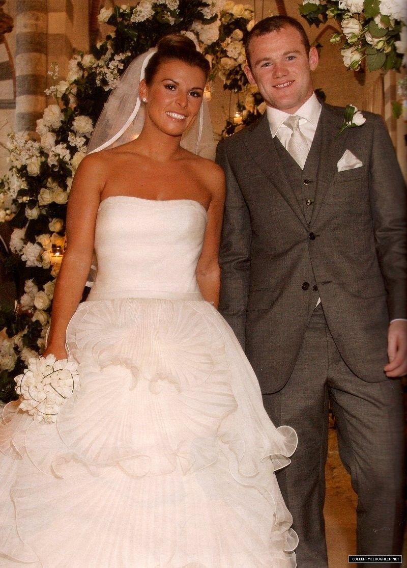 Wayne Rooney Coleen Mcloughlin Portofino Celebrity Destinationwedding