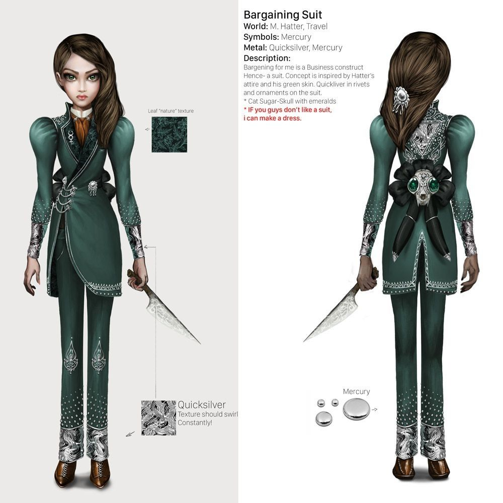 American Mcgee S Alice Alice Madness Returns S Photos With