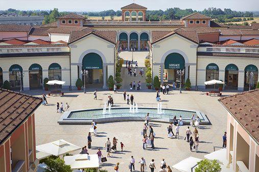 Serravalle Designer Outlet | SERRAVALLE SCRIVIA (AL) - Via Della ...