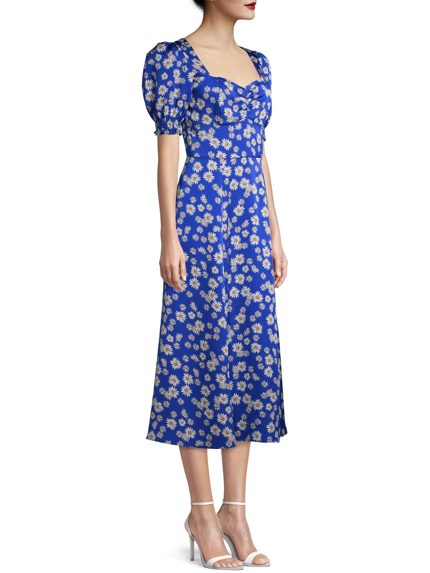 Prospect The Label Prospect The Label Women S Bustier Midi Dress Walmart Com Midi Dress Dresses Bustier [ 2000 x 1500 Pixel ]