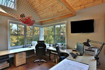Studio-home-office de transição