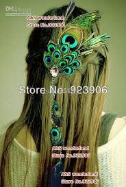 feather hairchain - Google Search