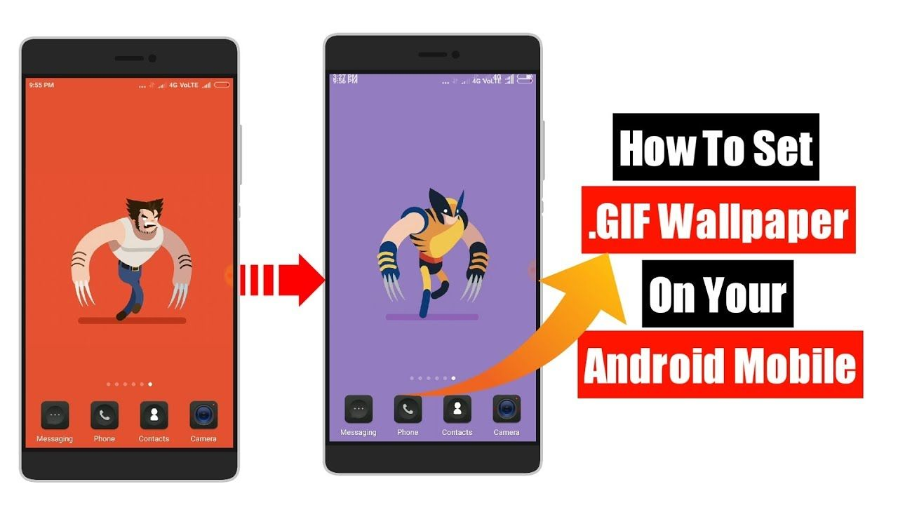 How To Set Gifs As Wallpaper And Lock Screen For Android Mobile Android Wallpaper Gif Get ktm bike photos wallpaper gif
