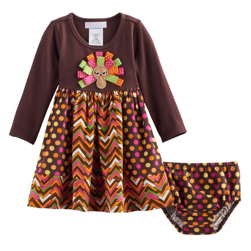 Girl Toddler Bonnie Jean Dress Patchwork Chiffon Print  Lace Sizes 12M 18M 24M