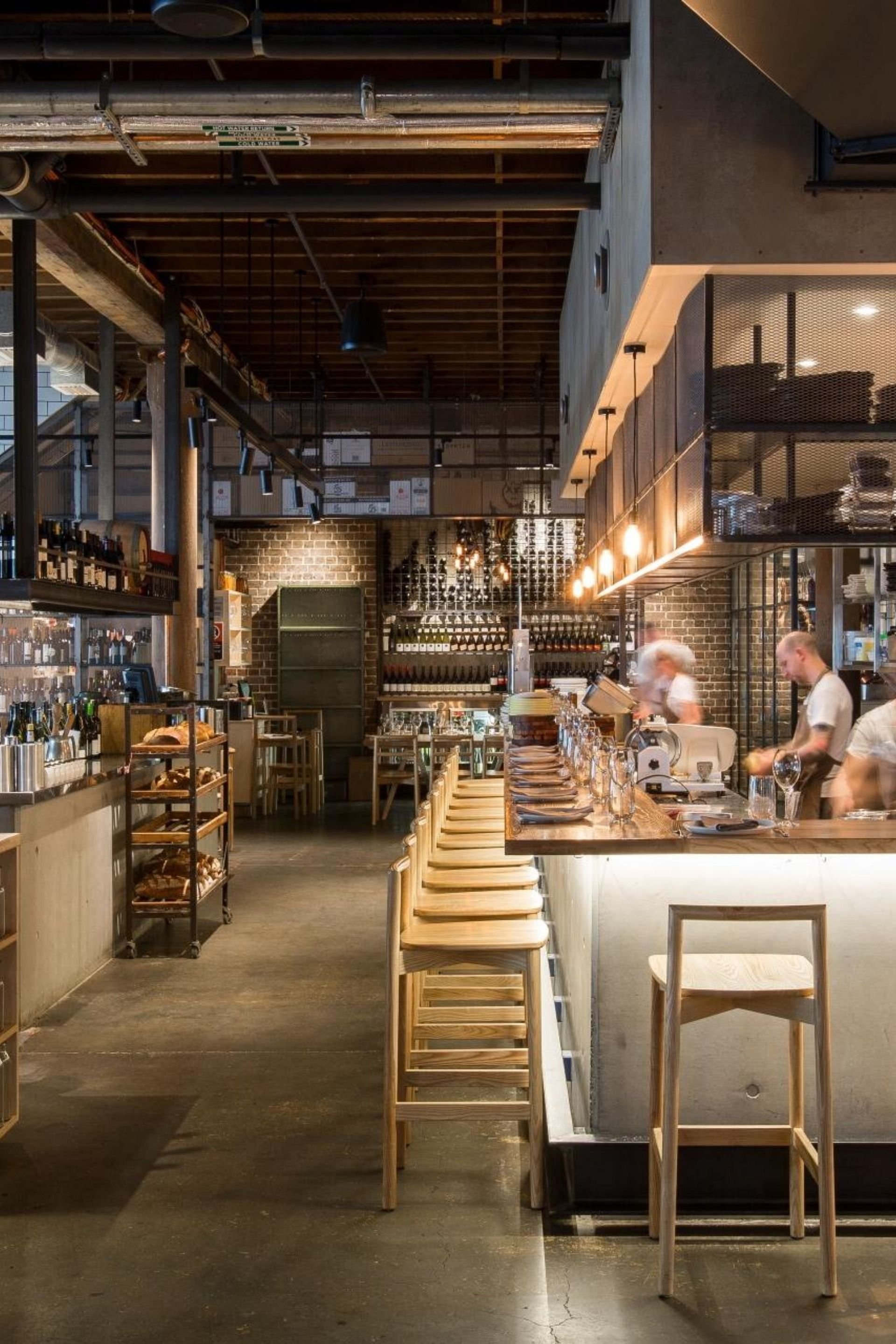 Interior Design Open Kitchen: Modern Interior Design Is Taking Over Sydney Foodscape