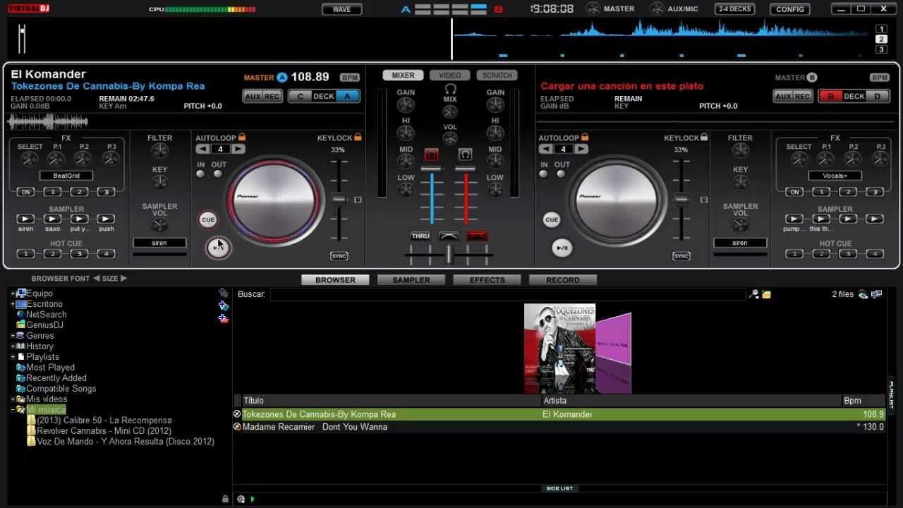 free virtual dj pro 7 download full version