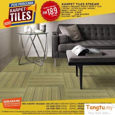 Carpet Tiles Supplier And Installation Malaysia Klang Tangtu Singapore Free Clified Ads