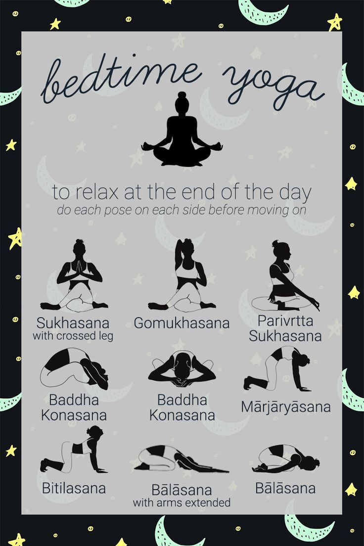 End your day with this relaxing yoga sequence to help you sleep … – Pin İmages  – Health