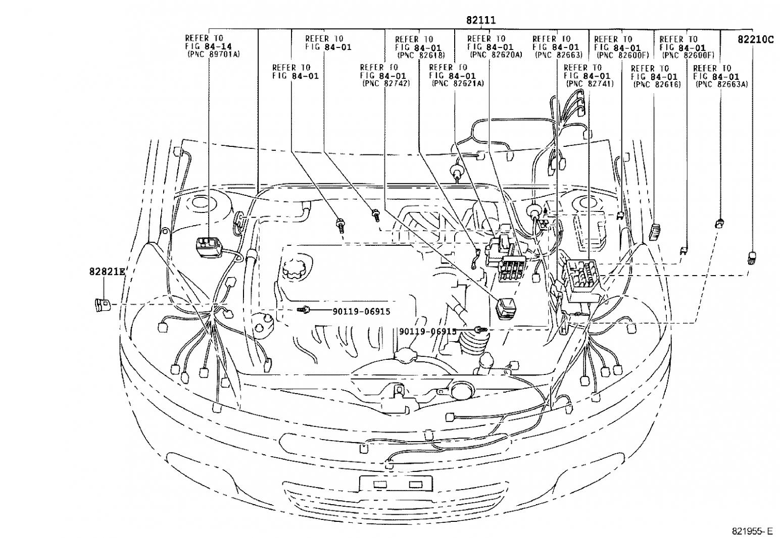 Toyota Yaris Wiring Diagram